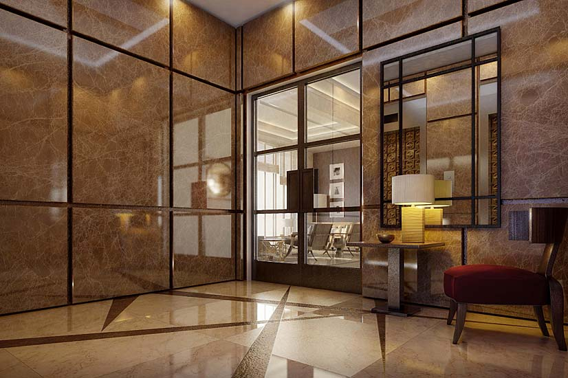 Hartmann designs luxury interior and architectural design for Luxury residential interior designers london