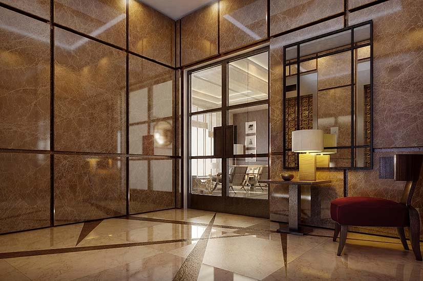 Hartmann designs luxury interior and architectural design for Luxury residential interior designers london